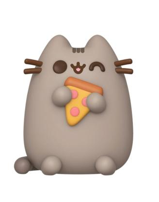 Pusheen Funko POP! Figura - Pusheen w/Pizza 9 cm