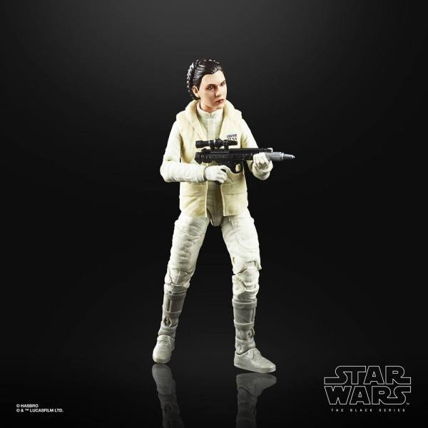 Star Wars Black Series Akciófigura - Princess Leia Organa (Hoth) 40th Anniversary 15 cm