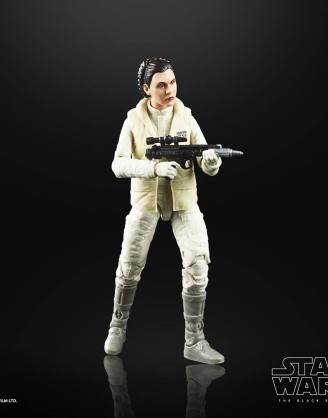Star Wars Black Series Akciófigura - Princess Leia Organa (Hoth) 40th Anniversary 15 cm