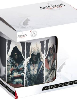 Assassin's Creed Bögre - Characters