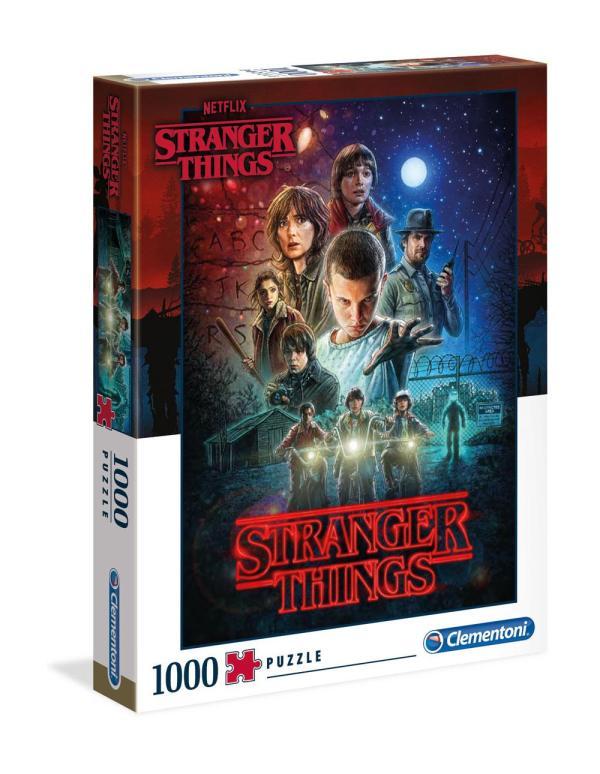 Stranger Things Puzzle Season 1 (1000 db)