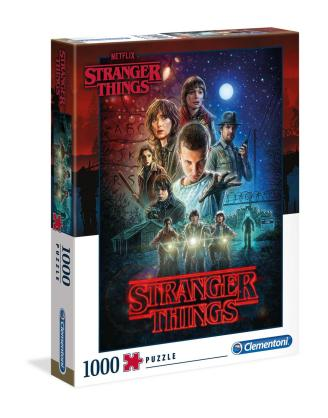 Stranger Things Puzzle Season 1 (1000 db)