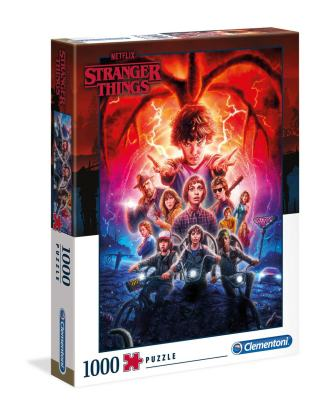 Stranger Things Puzzle Season 2 (1000 db)