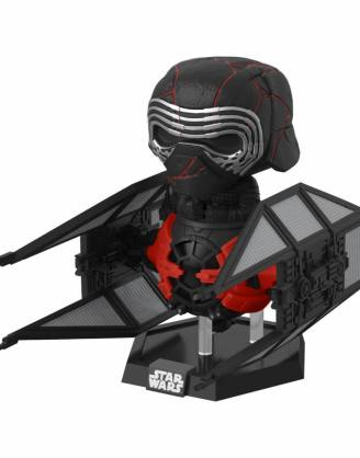 Star Wars Episode IX Deluxe Funko POP! Figura - Supreme Leader Kylo Ren 9 cm