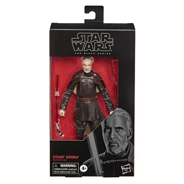 x_hase4071eu43_a Star Wars Black Series Akciófigura - Count Dooku (Episode II) 15 cm