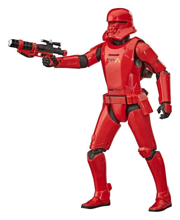 Star Wars Black Series Akciófigura - Sith Jet Trooper (Episode IX) 15 cm