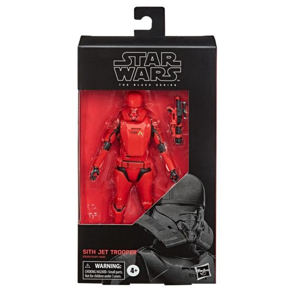 x_hase4071eu43_i Star Wars Black Series Akciófigura - Sith Jet Trooper (Episode IX) 15 cm