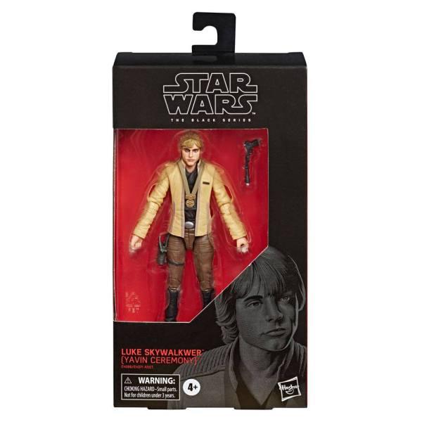 x_hase4071eu43_k Star Wars Black Series Akciófigura - Luke Skywalker (Yavin Ceremony) (Episode IV) 15 cm