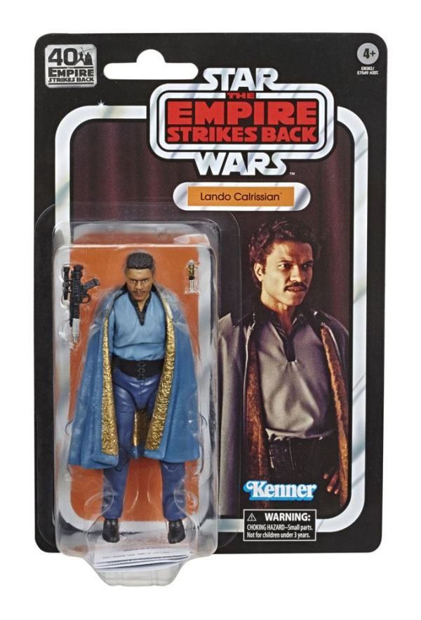 x_hase7549eu41_h Star Wars Black Series Akciófigura - Lando Calrissian 40th Anniversary 15 cm