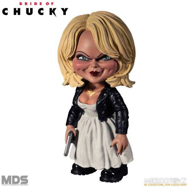 Bride of Chucky MDS Akciófigura - Tiffany 15 cm