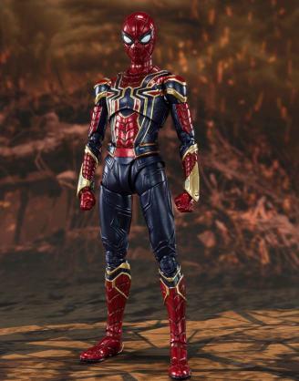 x_btn58733x_btn58733-6 Avengers: Endgame S.H. Figuarts Akciófigura - Iron Spider (Final Battle) 15 cm-6 Avengers: Endgame S.H. Figuarts Akciófigura - Iron Spider (Final Battle) 15 cm