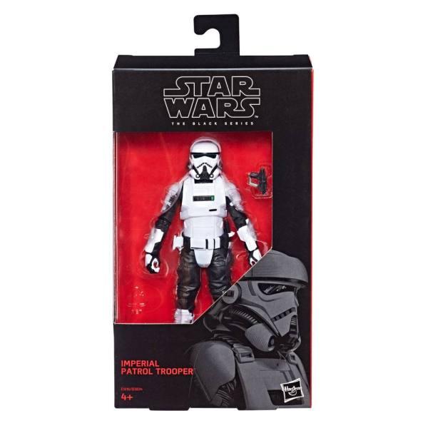 Star Wars Black Series Akciófigura - Imperial Patrol Trooper (Solo)
