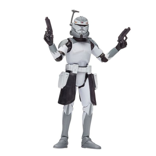 Star Wars Vintage Collection Akciófigura 2020 - Clone Commander Wolffe (The Clone Wars) 10 cm