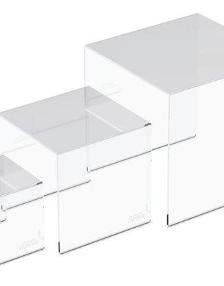Ultimate Guard Acrylic Pedestal Set / display lépcső szett