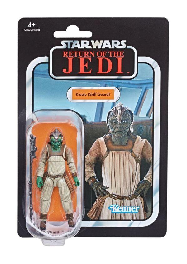x_hase4060 Star Wars Episode VI Vintage Collection Akciófigura 2019 - Klaatu (Skiff Guard) 10 cm