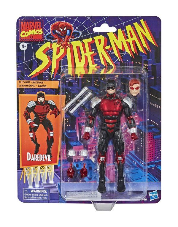 x_hase9312eu40_k Marvel Legends Retro Collection Akciófigura Spider-Man 2020 - Daredevil 15 cm