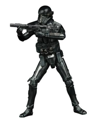x_hasf1423 Star Wars The Mandalorian Vintage Collection Carbonized Action Figure 2020 Imperial Death Trooper