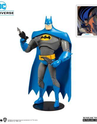 Batman Variant Blue/Gray