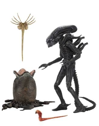 Alien 1979 akciófigura - Ultimate 40th Anniversary Big Chap 23 cm