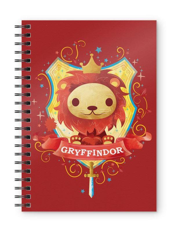 x_sdtwrn24058 Harry Potter Notebook Gryffindor Kids
