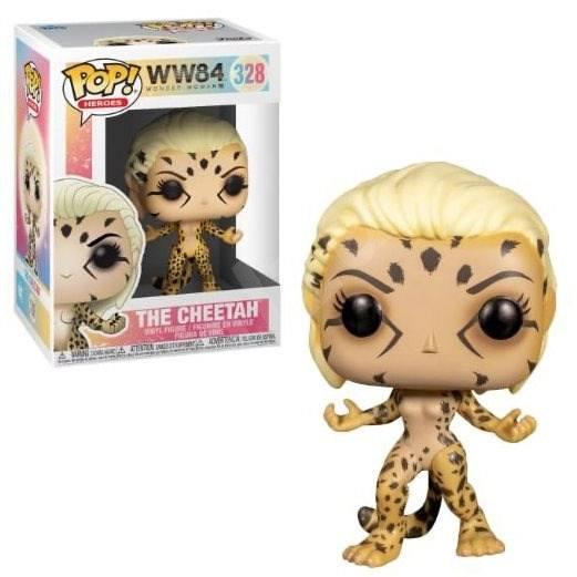 DC Comics Funko POP! Figura - Wonder Woman 1984 The Cheetah 9 cm
