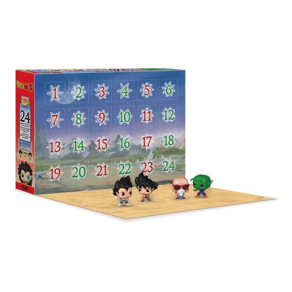 x_fk49660 Dragon Ball Z Pocket POP! Adventi Kalendárium