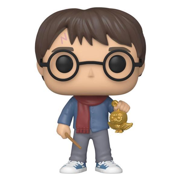 Harry Potter POP! Vinyl Figure Holiday Harry Potter 9 cm