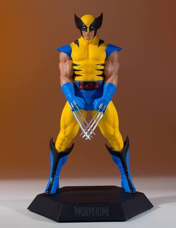 Marvel Collectors Gallery Szobor - 1/8 Wolverine '92 23 cm
