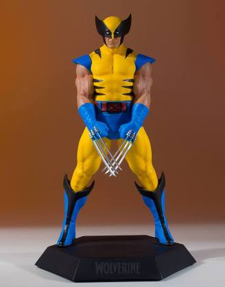 Marvel Collectors Gallery Szobor - 1/8 Wolverine '92 23 cm