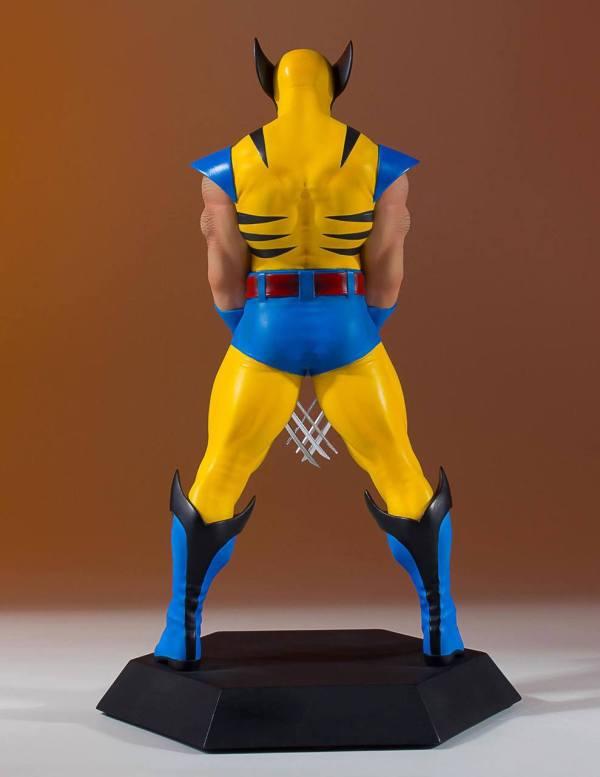 x_gent80814 Marvel Collectors Gallery Szobor - 1/8 Wolverine '92 23 cm