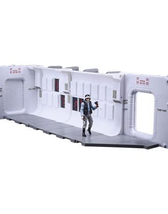 Star Wars Episode V Vintage Collection Tantive IV Hallway with Rebel Fleet Trooper Figure 10 cm - HASF0584
