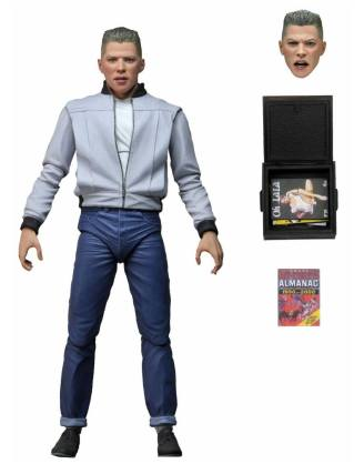 Back to the Future Akciófigura - Ultimate Biff Tannen 18 cm