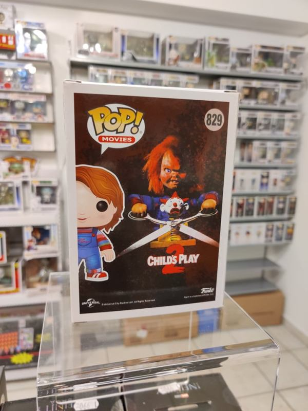 Child's Play 2 Funko POP! Figura – Good Guy Chucky (Exclusive)