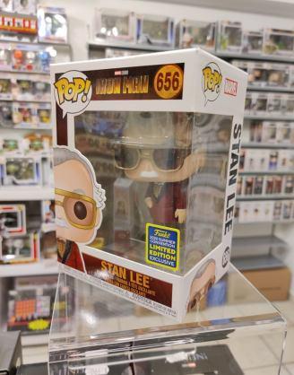 Marvel Iron Man Funko POP! Figura - Stan Lee (2020 Summer Convention Exclusive)