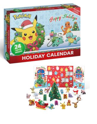 Pokémon Adventi Kalendárium Holiday 2020