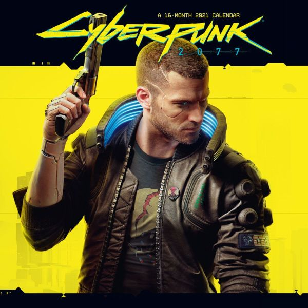 Cyberpunk 2077 Calendar 2021 *English Version*