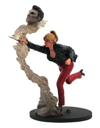 Buffy the Vampire Slayer Gallery PVC Statue Buffy Summers 23 cm - diamnov201954