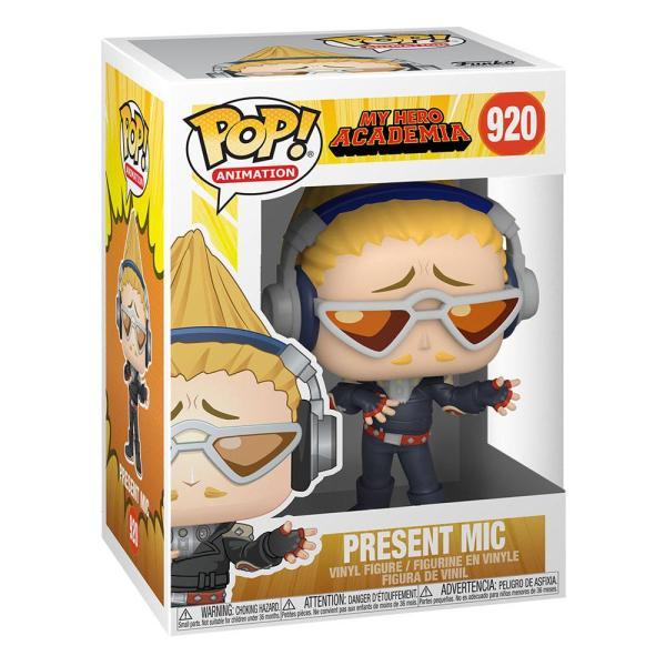 My Hero Academia Funko POP! figura - Present Mic 9 cm - fk53813