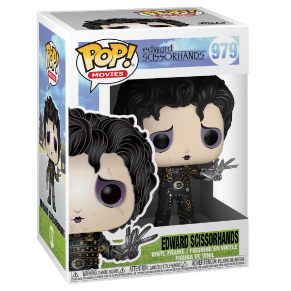 Edward Scissorhands POP! Figura - Edward 9 cm - fk49695