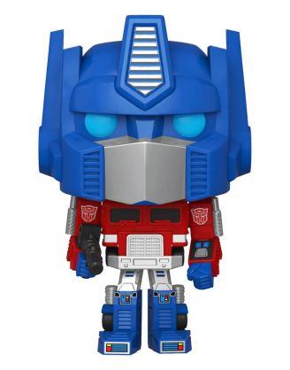 x_fk50965 Transformers Funko POP! Movies Vinyl Figura - Optimus Prime
