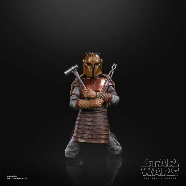 Star Wars Black Series Akciófigura - 2021 Wave 1 The Armorer (The Mandalorian) - hase8908eu42_e