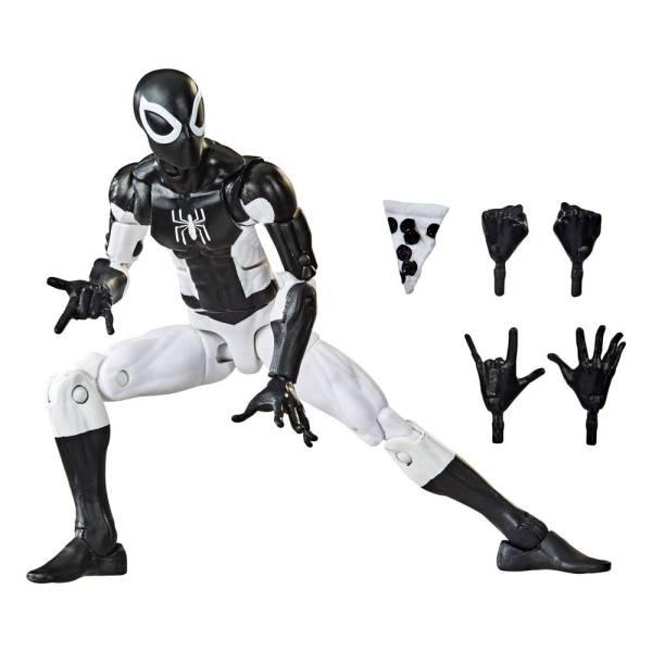 Marvel Legends Retro Collection Akciófigura - Spider-Man (Negative Zone Suit) 15 cm
