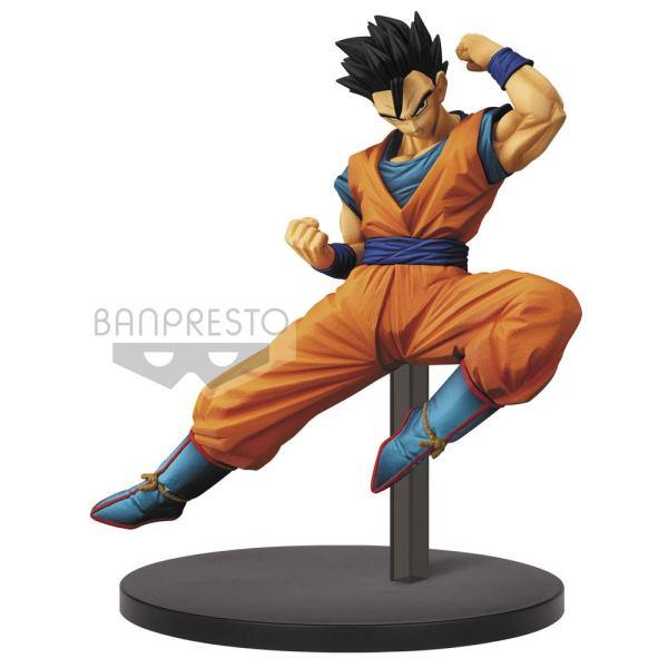 x_banpbp15982p Dragonball Super Chosenshiretsuden PVC Szobor - Ultimate Son Gohan 15 cm