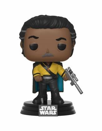 x_fk39892 Star Wars Episode IX Funko POP! Movies Vinyl Figura - Lando Calrissian 9 cm