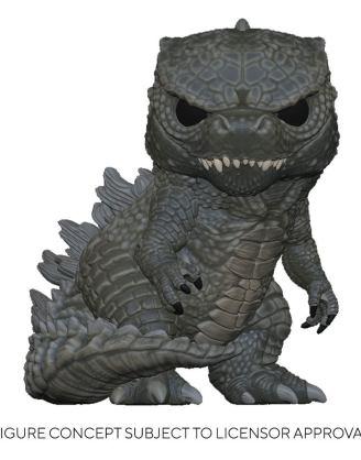 Godzilla Vs Kong POP! Movies Vinyl Figure Godzilla 9 cm-fk50956