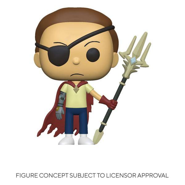 Rick & Morty POP! Animation Vinyl Figure Evil Morty 9 cm-fk55247