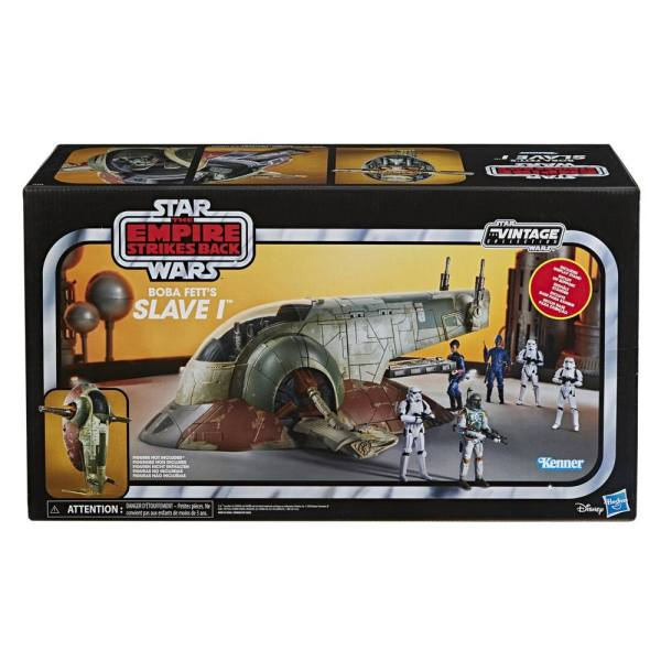 x_hase9647 Star Wars The Vintage Collection Vehicle Boba Fett's Slave I