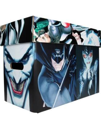 DC Comics Storage Box Batman by Alex Ross 40 x 21 x 30 cm képregény tároló doboz