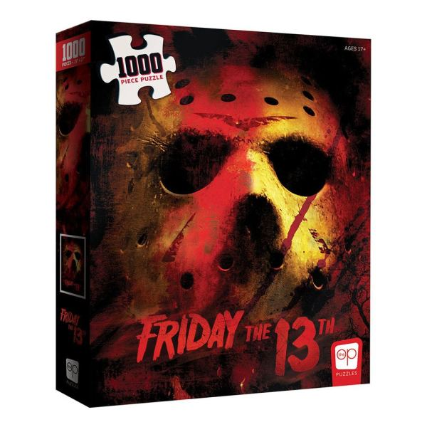 Friday the 13th Jigsaw Puzzle - Friday the 13th (1000 db-os)