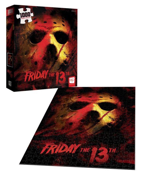 x_usapz010-716 Friday the 13th Jigsaw Puzzle - Friday the 13th (1000 db-os)